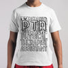 Physical Therapist Assistant Gift Typography Shirt M By AllezyShirt