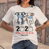 Pit Bull 2020 The Year When Shit For Real Quarantined T-Shirt M By AllezyShirt