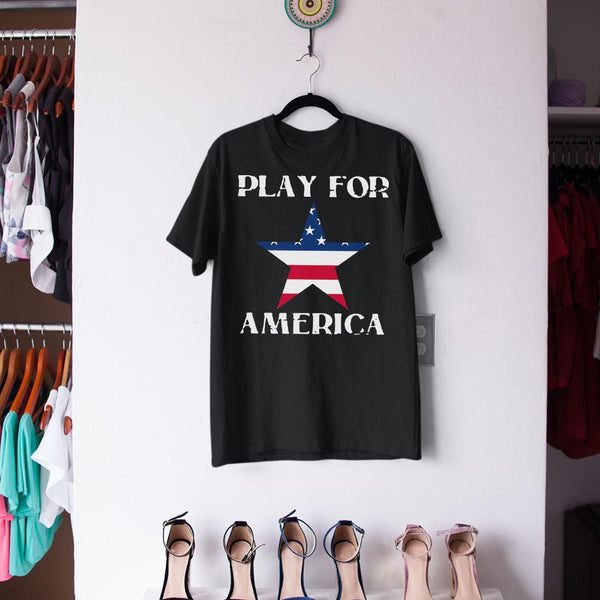 Play For America Shirt M By AllezyShirt