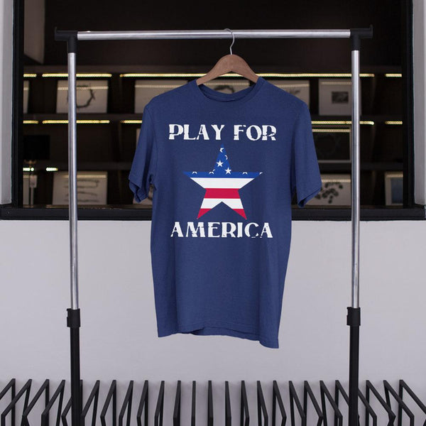 Play For America Shirt S By AllezyShirt