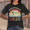 Quarantined Birthday Toilet Paper 2020 Vintage T-shirt M By AllezyShirt