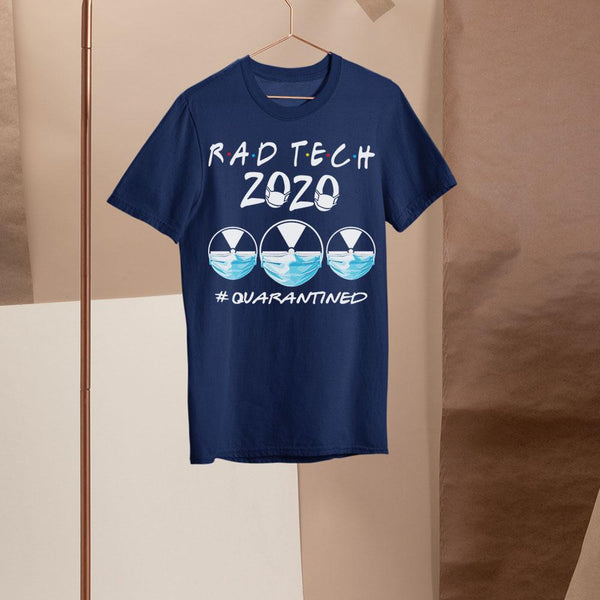 Radtech 2020 Quarantined Shirt S By AllezyShirt