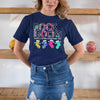 Rock Your Socks World Down Syndrome Day Shirt M By AllezyShirt