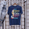 Ruth Bader Ginsburg Not Fragile Like A Flower Fragile Like A Bomb Shirt M By AllezyShirt