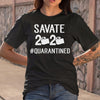 Savate 2020 Quarantined T-shirt M By AllezyShirt