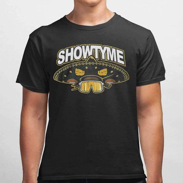 Showtyme Sombrero Cinco De Mayo T-shirt M By AllezyShirt