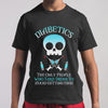 Skull Nurse Diabetics People Who Take Drug To Avoid Getting High T-shirt S By AllezyShirt