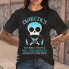 Skull Nurse Diabetics People Who Take Drug To Avoid Getting High T-shirt M By AllezyShirt