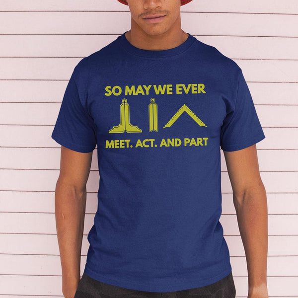 So May We Ever Meet Act And Part Shirt M By AllezyShirt