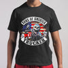 Sons Of America Trucker T-shirt S By AllezyShirt