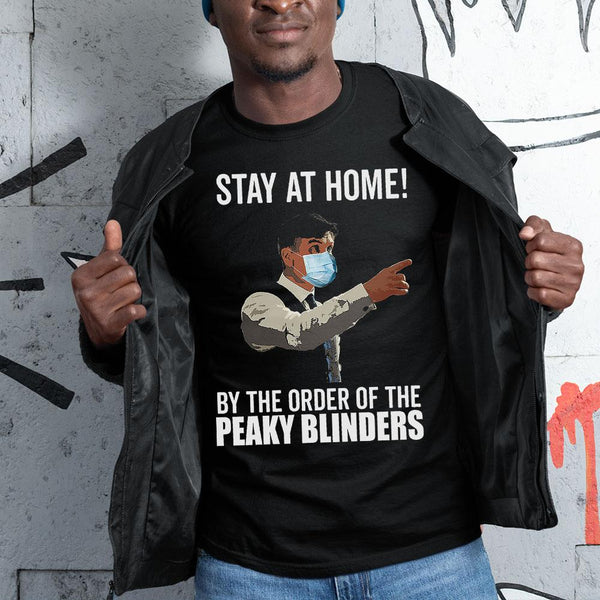 Stay At Home Classic Shirt S By AllezyShirt