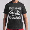 Stay Home And Spoil My Grandkids T-shirt S By AllezyShirt