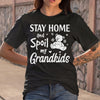 Stay Home And Spoil My Grandkids T-shirt M By AllezyShirt