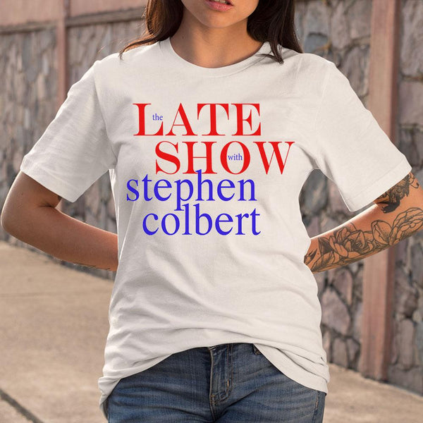 Stephen Colbert Shirt M By AllezyShirt