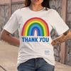 Thank You Nhs T-shirt M By AllezyShirt