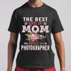 The Best Kind Of Mom Raises A Photographer T-shirt M By AllezyShirt