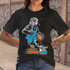 The Best Wolf Basketball Player Shirt S By AllezyShirt