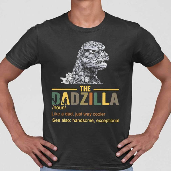 The Dadzilla Like A Dad Just Way Cooler T-shirt M By AllezyShirt