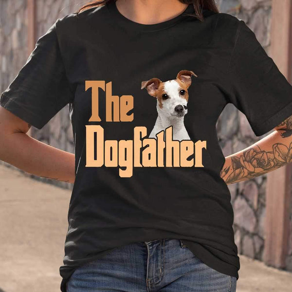 The Dog Father Jack Russell T-shirt M By AllezyShirt