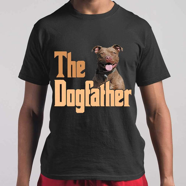 The Dog Father Pitbull T-shirt M By AllezyShirt