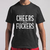 The Hugger Cheers Mother Fucker T-Shirt M By AllezyShirt