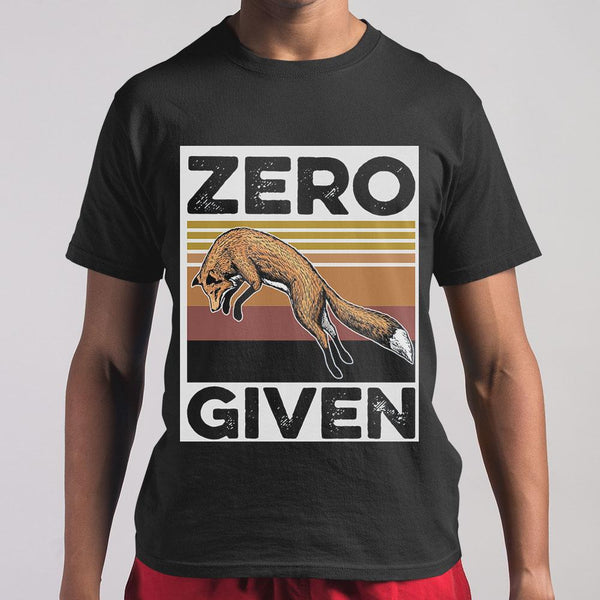 The Wolf Zero Given Vintage Shirt M By AllezyShirt