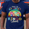This Is My Lucky Bingo Vintage Shirt S By AllezyShirt