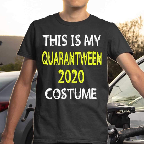 This Is My Quarantween 2020 Costume T-shirt S By AllezyShirt