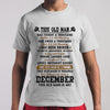 This Old Man Has Been Broken December Shirt M By AllezyShirt