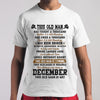 This Old Man Has Been Broken December Shirt S By AllezyShirt