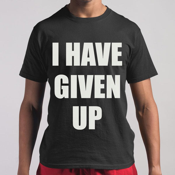 Thundercat I Have Given Up Shirt M By AllezyShirt