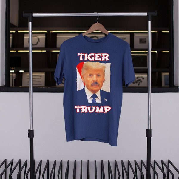 Tiger Trump Funny Shirt M By AllezyShirt