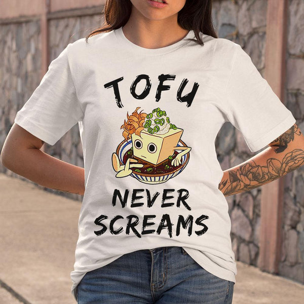 Tofu Never Screams Shirt M By AllezyShirt