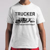 Trucker 2020 Not Quarantined T-shirt S By AllezyShirt