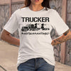 Trucker 2020 Not Quarantined Toilet Paper Shirt S By AllezyShirt