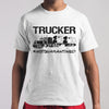 Trucker 2020 Not Quarantined Toilet Paper Shirt M By AllezyShirt