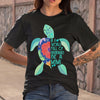 Turtle In A World Full Of Grandmas Be An Mimi T-shirt M By AllezyShirt
