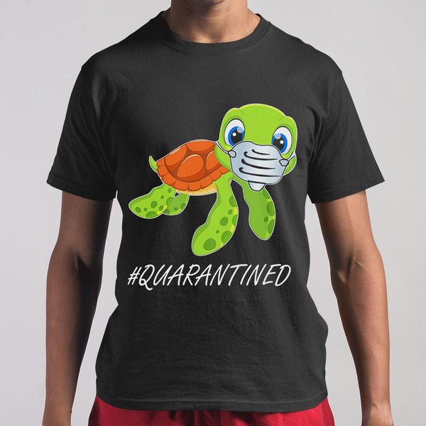 Turtle Quarantined Shirt S By AllezyShirt