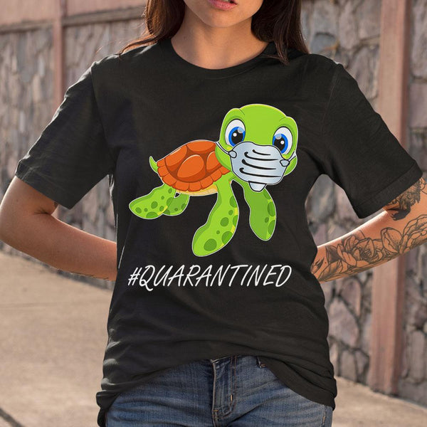 Turtle Quarantined Shirt M By AllezyShirt