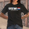 Usw A Real American Hero Star T-shirt M By AllezyShirt