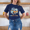 Wander Woman Mountain Camping Girl 2020 Shirt M By AllezyShirt