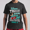 Women Truckers We Do The Same Job Look Better Doing It M By AllezyShirt