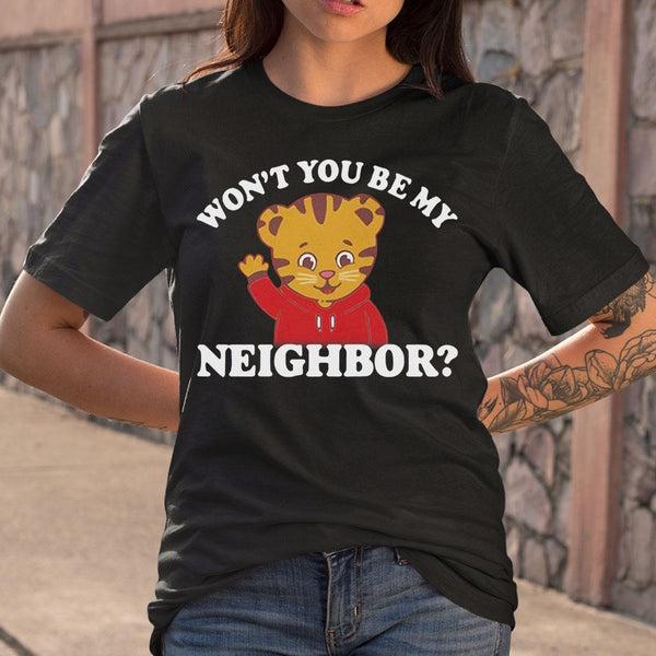 Won't You Be My Neighbor T-Shirt M By AllezyShirt