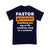 Pastor Warning Anything You Say Or Do Could Be Used In A Sermon T-shirt
