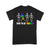 Halloween Skeleton Lgbt Pride Costume T-shirt