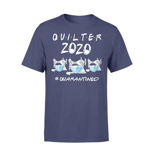 Quilter 2020 #quarantined Shirt XL By AllezyShirt