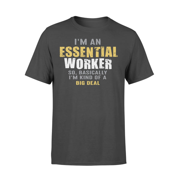 I'M An Essential Workers Shirt L By AllezyShirt