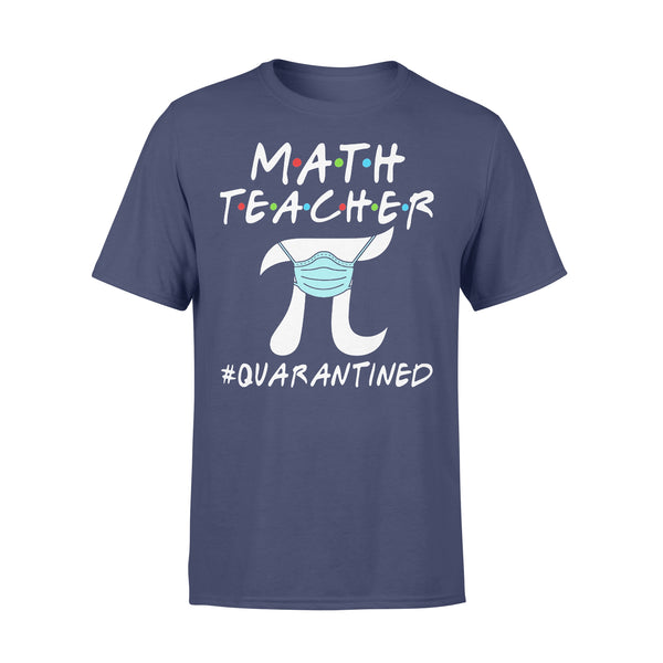 Math Teacher Pi Mask Quarantined Shirt XL By AllezyShirt