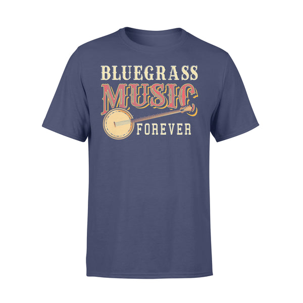 Bluegrass Music Forever Banjo Shirt XL By AllezyShirt