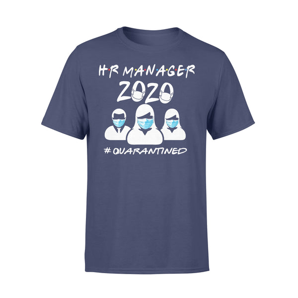 Hr Manager 2020 #quarantined Shirt XL By AllezyShirt